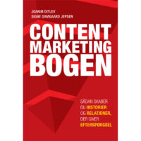 Content Marketing Bogen cover