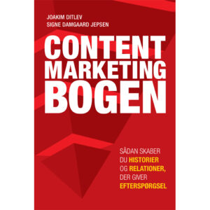 Content Marketing Bogen cover